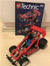 Lego Technic 8829 Buggy, Lego 8829, Mark Deege, Technic, Hamburg