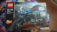 LEGO Technic BMW R 1200 GS Adventure 2017 (42063), Lego 42063, Stephen Wilkinson, Technic, rochdale