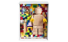 Lego Wooden Minifigure, Lego 853967, Creations4you, Sculptures, Worcester