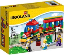 Legoland Train, Lego, Dream Bricks, LEGOLAND, Worcester