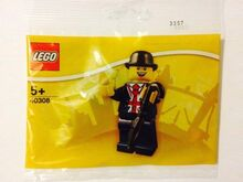 Lester Minifigure Exclusive, Lego, Creations4you, Minifigures, Worcester