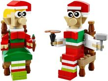Little Elf Helpers Lego