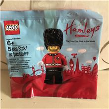 Lego Hamleys Royal guard minifigure, Lego 5005233, Dan Bricks, Minifigures, North Wales