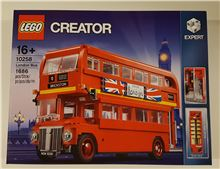 London Bus, Lego 10258, Simon Stratton, Creator, Zumikon