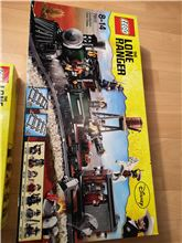 Lone Ranger set new sealed unopened, Lego 79111, Sven Vdm, other