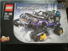 Extreme Adventure, Lego 42069, Stefan Smith, Technic, Brits