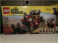 Stagecoach Escape, Lego 79108, Lee, Western, Monroeville