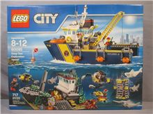 Deep Sea Exploration Vessel, Lego 60095, Christos Varosis, City, Serres