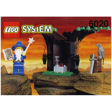 Majisto's Magic Shop, Lego 6020, Creations4you, Castle, Worcester
