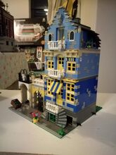 Market Street Alternative, Lego, Creations4you, Modular Buildings, Worcester