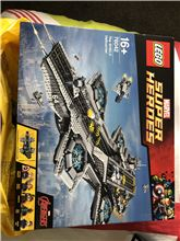 Marvel helicarrier, Lego 76042, Thomas Dempsey, Super Heroes