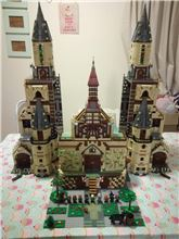 Massive Harry Potter Castle Lego