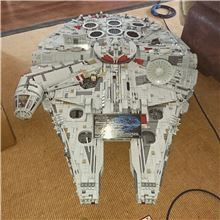 UCS Millennium Falcon, Lego 75192, Terry, Star Wars, Peterborough