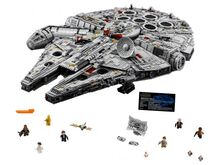 Millennium Falcon, Lego 75192, Creations4you, Star Wars, Worcester