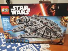 Millennium Falcon sealed, Lego 75105, NICK, Star Wars, Albertinia