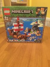 Mine craft pirate ship, Lego 21152, Daniel henshaw, Minecraft, Swindon