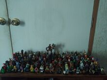 Mini fig lot, Lego, Charles Bull, Minifigures, PFAFFTOWN