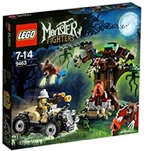 Monster Fighters The Werewolf Lego