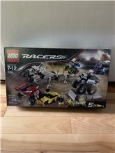 Monster crushers Lego 8182