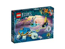 Naida & the Water Turtle Ambush, LEGO 41191, spiele-truhe (spiele-truhe), Elves, Hamburg