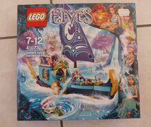 Naida's Epic Adventure Ship, Lego 41073, Tracey Nel, Elves, Edenvale
