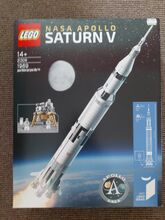 Nasa Apollo Saturn V, Lego 21309, Tracey Nel, Ideas/CUUSOO, Edenvale