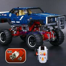 Never Released in South Africa! Lego Technic Exclusive Crawler with Power Functions, Lego 41999, Dream Bricks, Technic, Worcester