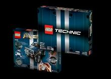 Never Released in South Africa! Lego Technic Exclusive Crawler with Power Functions Lego 41999
