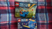 NEW & Sealed Limited Edition LEGO Nexo Knights: Robin's Mini Fortrex Set 30372, Lego 30372, Stephen Wilkinson, NEXO KNIGHTS, rochdale