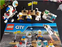 Space Starter Set, Lego 60077, WayTooManyBricks, Town, Essex