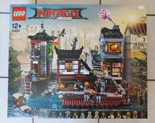 Ninjago City Docks for Sale, Lego 70657, Tracey Nel, NINJAGO, Edenvale