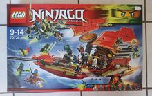 Ninjago Final Flight of Destiny's Bounty for Sale, Lego 70738, Tracey Nel, NINJAGO, Edenvale