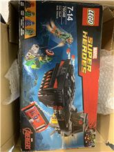 Iron skull attack sub, Lego 76048, James Eshelby, Super Heroes, Aylesbury