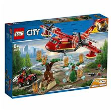 City Fire Plane, Lego 60217, Christos Varosis, City, serres
