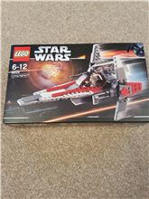 V-wing Fighter, Lego 6205, Vanessa Peacher, Star Wars, Kettering