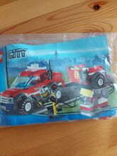 Off road fire rescue Lego 7942