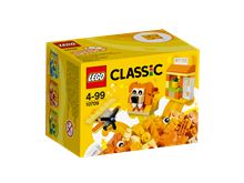 Orange Creativity Box, LEGO 10709, spiele-truhe (spiele-truhe), Classic, Hamburg