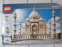 Original Taj Mahal for Sale Lego 10189