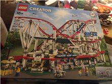 Brand New Roller Coaster Lego 10261, Lego 10261, Stan, Creator, Vancouver