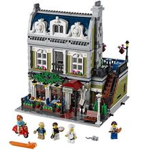 Parisian restaurant, Lego, Creations4you, Modular Buildings, Worcester
