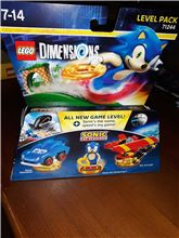 Sonic the Hedgehog, Lego 71244, Gazza B., other, Plymouth.