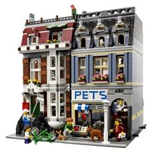 Pet shop modular, Lego, Creations4you, Modular Buildings, Worcester