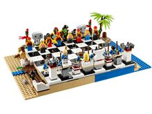 Pirates Chess Lego