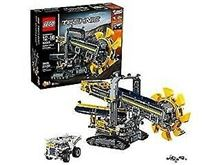 LEGO Technic 42055 Bucket Wheel Excavator, Lego 42055, MR SIMON CORNWALL, Technic, BEDWORTH