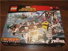 Lego 76057 Spider-Man: Web Warriors Ultimate Bridge Battle, Lego 76057, Brickworldqc, Super Heroes
