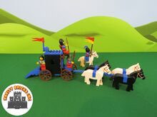 Prisoner Convoy, Lego 6055, Rarity Bricks Inc, Castle, Cape Town