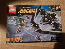 Heroes of Justice: Sky High Battle, Lego 76046, Richard Harding, Super Heroes, Kingswinford