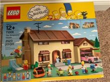 The Simpsons House, Lego 71006, Christos Varosis, other, Serres