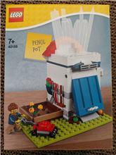 Iconic Pencil Pot, Lego 40188, Tracey Nel, other, Edenvale
