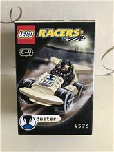Lego Racers 4576 duster, Lego 4576, Dan Bricks, Racers, North Wales